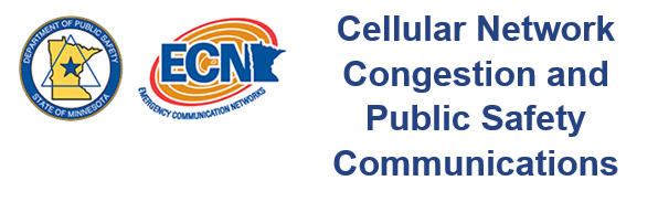 Cellular Network Congestion and Public Safety Communications